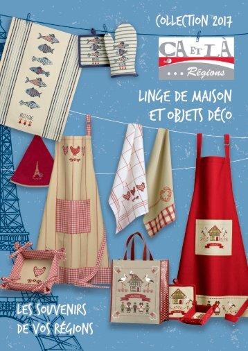 Catalogue Ça et Là 2017
