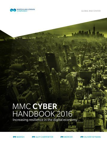MMC CYBER HANDBOOK 2016