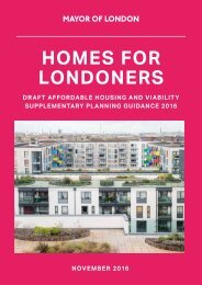 HOMES FOR LONDONERS
