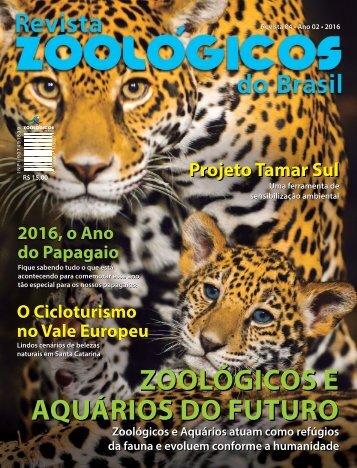 Revista Zoológicos do Brasil Ed. 04