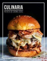 Culinaria - Revista de Cocina Local
