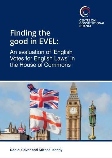 Finding the good in EVEL