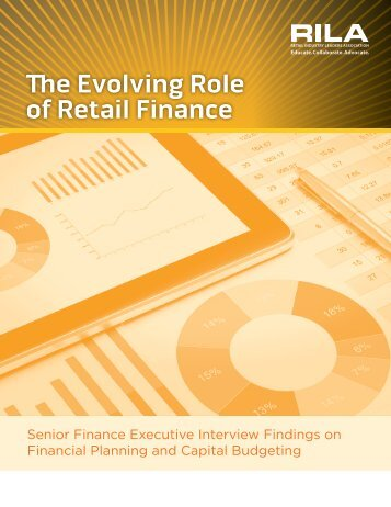 The Evolving Role of Retail Finance