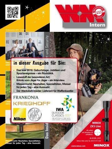 Waffenmarkt-Intern 12/2016