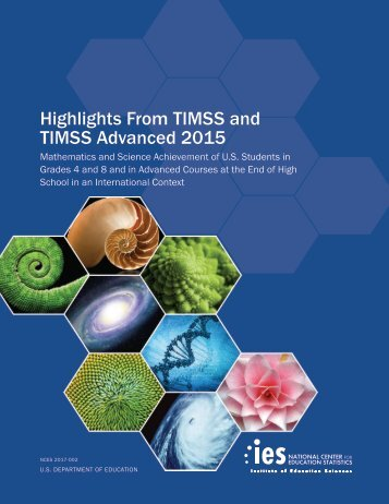Highlights From TIMSS and TIMSS Advanced 2015