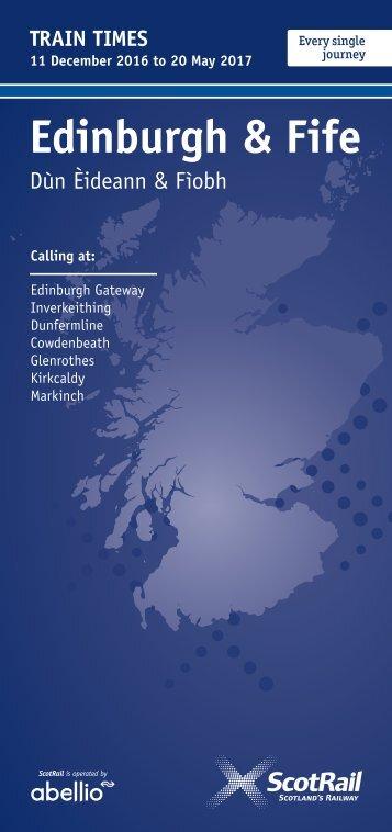 Edinburgh & Fife