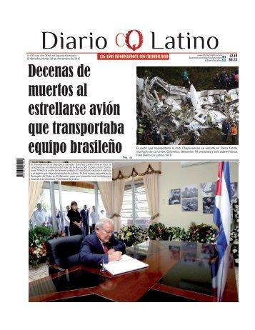 Edición 29 de Noviembre de 2016