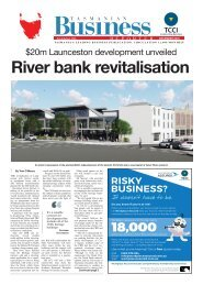 Tasmanian Business Reporter December 2016