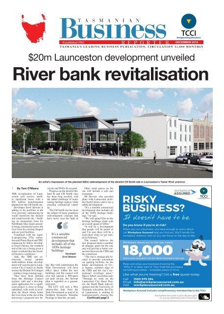 Tasmanian Business Reporter December 2016