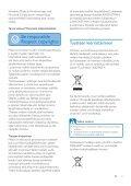 Philips GoGEAR Baladeur MP3 - Mode d'emploi - FIN - Page 5