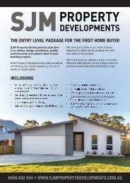SJM Entry Level Brochure