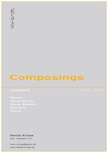 Composings - Kroiss Elementarkunst