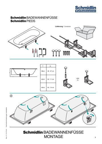 duschwannen montagerahmen chevalet de montage x. Black Bedroom Furniture Sets. Home Design Ideas