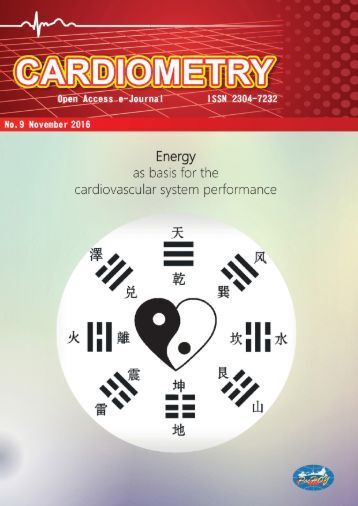 Open access e-journal Cardiometry - No.9 November 2016
