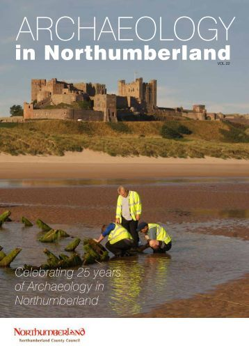 Archaeology in Northumberland