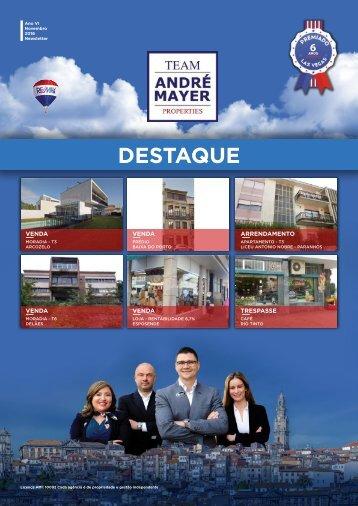 Newsletter André Mayer - Novembro - 2016