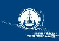 ESTETISK VEILEDER FOR TELEMARKSKANALEN