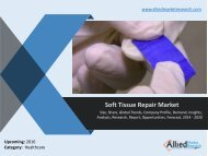 Soft Tissue Repair Market by Type, Application and Geography