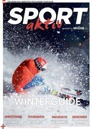 SPORTaktiv Winterguide 2016