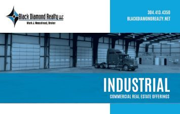 BDR Commercial Real Estate - Industrial Offerings