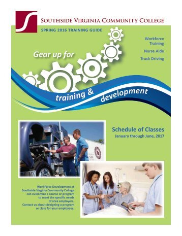 SVCC Workforce Training Guide