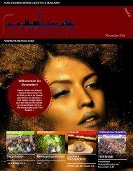 Framania Magazin Ausgabe November 2016