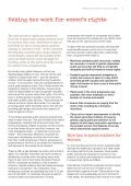 Making tax work for women's rights - Page 3