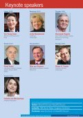 Pioneering global water solutions - IWA World Water Congress ... - Page 5