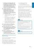 Philips Minichaîne hi-fi - Mode d'emploi - DEU - Page 5