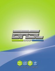 Catalogo BRSL Group