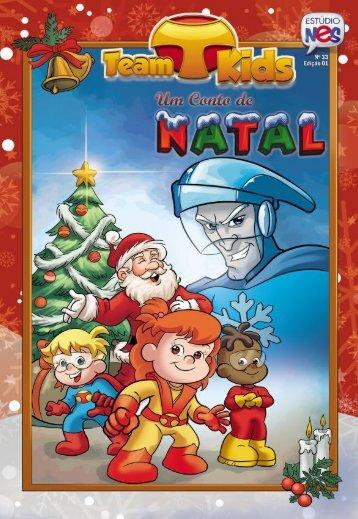 Team Kids Um conto de Natal