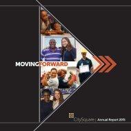 2015 CitySquare Annual Report