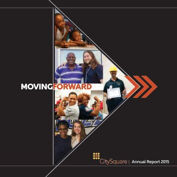 2015 CitySquare Annual Report