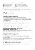 Sony STR-DA5400ES - STR-DA5400ES Istruzioni per l'uso Ceco - Page 5