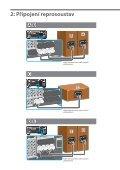 Sony STR-DA5400ES - STR-DA5400ES Istruzioni per l'uso Ceco - Page 6