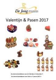 Valentijn & Pasen 2017