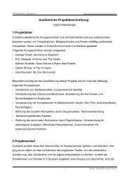 Ausführliche Projektbeschreibung - Mediaculture online