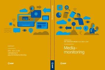 Mediamonitoring