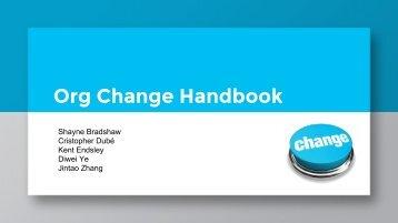 Org Change Model