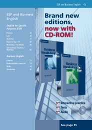 Brand new editions, now with CD-ROM! - Cambridge University Press