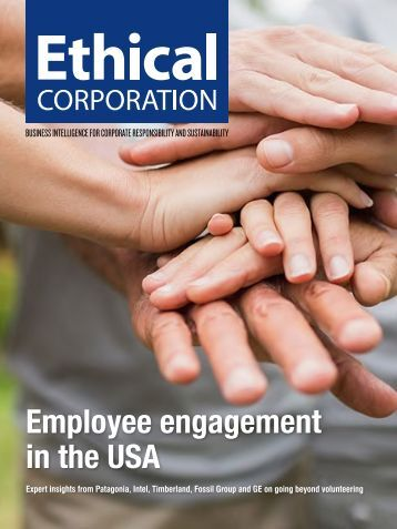 Employee engagement in the USA