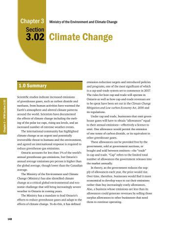 3.02 Climate Change