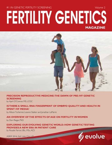 FERTILITY GENETICS