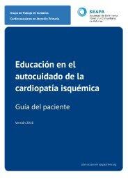 Educación en el autocuidado de la cardiopatía isquémica