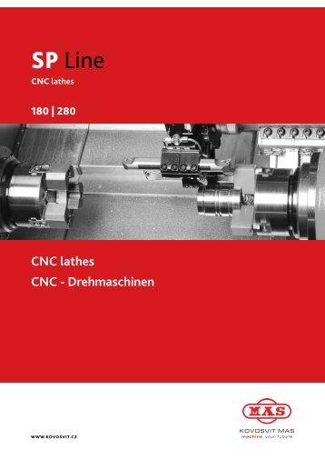 CNC lathes CNC - Drehmaschinen - Reiden Technik AG