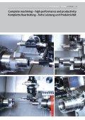CNC lathes CNC - Drehmaschinen - Reiden Technik AG - Seite 7