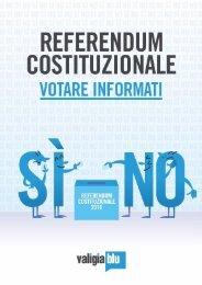Referendum Costituzionale Votare Informati Valigia Blu