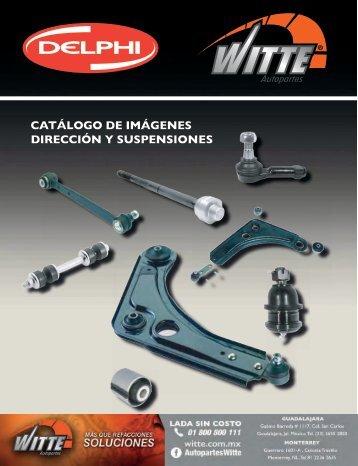 Catálogo DELPHI - Witte Autopartes