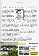Wat Los? / Ausgabe 11 - 2016 - Seite 3