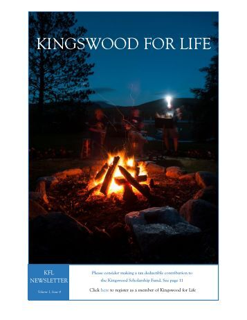 Kingswood For Life Volume 1 Issue 4